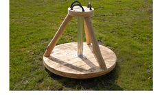 Carousel - NRO109 - Roundabouts and Dynamics - Playground Equipment - KOMPAN