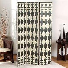 harlequin room dividers