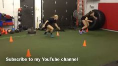 Speed and agility training needs to be incorporated into a volleyball players routine. Too many coaches whine about their athletes not moving fluidly. Rugby Drills, Volleyball Workouts, Volleyball Drills, Volleyball Players, Rugby Training, Agility Training, Training Tips, Agility Ladder Drills, Rugby Coaching