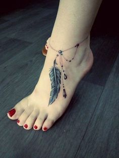 Brilliant Feather Tattoo Designs Try In When it comes to tattoo designs, feather tattoos are gaining quite some popularity these days. Mini Tattoos, Sexy Tattoos, Body Art Tattoos, Small Tattoos, Tatoos, Woman Tattoos, Top Tattoos, Forearm Tattoos, Sleeve Tattoos