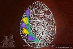 АПЛІКАЦІЇ Rubrics, Ferris Wheel, Decorative Plates, Easter, Easter Activities, Paintings