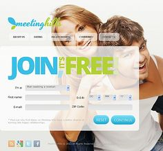 Meeting Hills Facebook HTML CMS Templates by Oldman