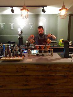 Dass Kaffee etwas Besonderes ist und nie langweilig wird, beweist das Café Nord Coast Coffee Roastery!