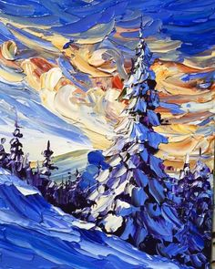 led kronleuchter 45 Simple and Beautiful Acrylic Painting Ideas for Beginners HERCOTTAGE Acrylic Painting Ideas Acr Acrylic acrylic painting ideas Beautiful Beginners HERCOTTAGE Ideas kronleuchter Led Painting simple Painting Snow, Winter Painting, Landscape Art, Landscape Paintings, Acrylic Paintings, Portrait Paintings, Impressionist Paintings, Acrylic Landscape Painting, Landscapes