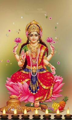 Lakshmi is also an important deity in Jainism and found in Jain temples Lakshmi hindu art Lakshmi wealth Lakshmi goddesses Lakshmi haram Lakshmi tanjore painting Lakshmi vaddanam Lakshmi bangle Lakshmi decoration Lakshmi necklace Lakshmi Photos, Lakshmi Images, Shiva Hindu, Hindu Deities, Hinduism, Hindu Art, Indian Goddess, Goddess Lakshmi, Divine Mother
