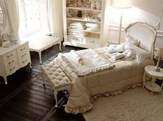 French style children bedroom furniture by Savio Firmino