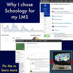 Why I chose schoology for my LMS.  Read more about why I chose schoology as my learning management system to help integrate technology in the classroom