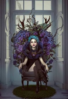 """Secret Bloom"" Natalie Shau"