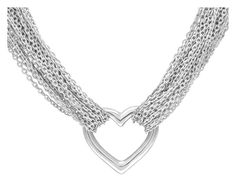 Tiffany & Co. may be famous for theirlavish diamond jewelry, but the leading jewelry brand also offers a range of more accessible fine sterling silver jewelry as well. And if you're lucky enough to pick