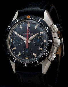 Universal Geneve Space Compax #luxurywatch #Universal-Geneve Universal Geneve Swiss Watchmakers watches #horlogerie @calibrelondon