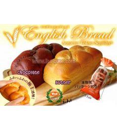 Aoyama Tokyo Squishy Mascot: English Bread