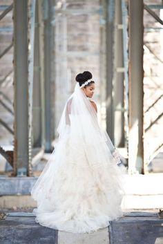 Maybe I'll design wedding dresses...