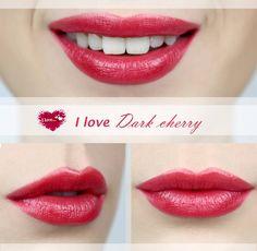Hydratujte svoje pery s dokonalo pigmentovaným balzamovým rúžom na pery od značky I Love <3