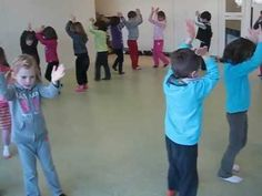 danza de los 7 saltos INFANTIL 5 AÑOS - YouTube Chi Chi, Chico Yoga, Yoga Pilates, Fun Party Games, Dancing Baby, Team Games, We Will Rock You, Teaching Aids, Music Activities