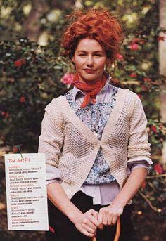 Then&Now: Garden Fashion | NIBS