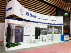 JS Lyon France,English Booth Design,JS SOLAR Exhibition Hall Planning【Demage English Exhibition Company】