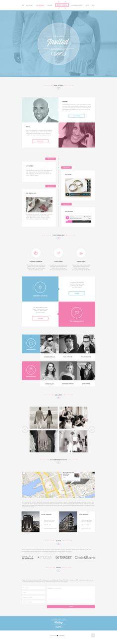 BORIS & ARIANA WEDDING STORY by Mark Patience, via Behance