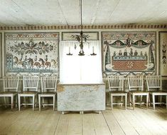 Swedish, Gustavian, and Nordic Style FurnitureJocasta Innes