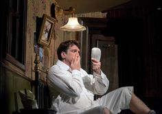 The Nose -Paulo Szot as Kovalyov (3), photo by Ken Howard