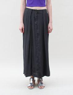 Creatures of Comfort Lorca Skirt-Black