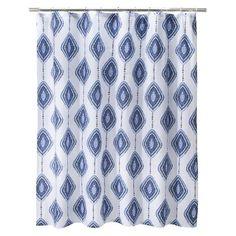 Mudhut™ Izula Shower Curtain - Blue $29.99