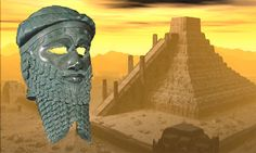The Sumerian god Enki, or Ea, is the equivalent of the Greek titan Prometheus the geneticist who created men.