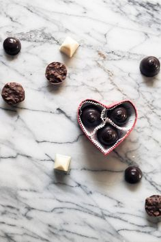 Homemade Chocolates, four chocolates recipes for the perfect Valentine's Day