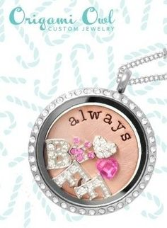 What would be in your BFF's Origami Owl Living Locket?