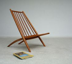 Kongo or easy Chair Ilmari Tapiovaara. Modern online gallery. Featuring a varied selection of vintage furniture and architect furniture. At http://www.furniture-love.com/vintage/furniture/