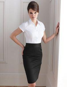 gorgeous-and-girlish-pencil-skirt-outfits-for-work-15 Styleoholic | Styleoholic