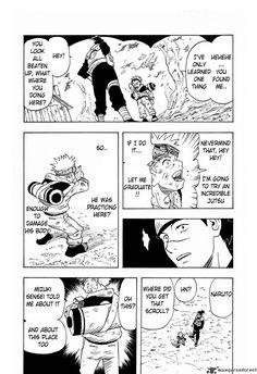 Naruto Ch.1 Page 25 - Mangago