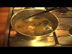 Receta para preparar Sopa de Algas - YouTube