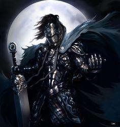 Doom Knight by laclillac