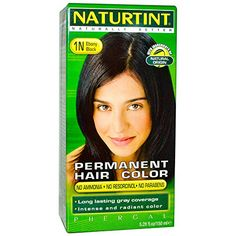 Naturtint  Hair Dye  1N Ebony Black  135ml  BUNDLE by Naturtint -- Check out the image by visiting the link.