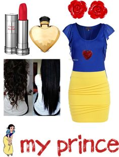 """""""Snow White"""" by lydiakop ❤ liked on Polyvore"""
