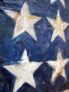 Stars by Jasper Johns