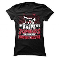 Chinese Crested T Shirts, Hoodies Sweatshirts. Check price ==► https://www.sunfrog.com/Pets/Chinese-Crested-87898095-Ladies.html?57074