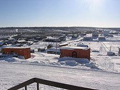 Fort Good Hope - Northwest Territories, Canada