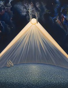 Divine Geometry by Vladimir Kush