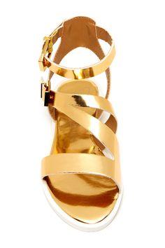 Report   Zicco Ankle Strap Sandal   HauteLook