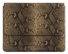 Capulet's Snakeskin iPad case