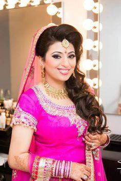 Bridal makeup by Shirley Wu