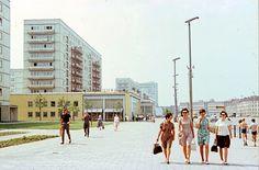 Berlin 1965. Wer kann sagen, wo dieses Bild entstand? (Foto: Horst Jesse)