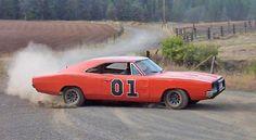 dukes of hazzard car urout | GM Batmobile: Hmmm, I wonder who drove this vehicle…