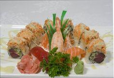 "Dazzling for sushi and Thursday nights ""Live"" event. Thursday Night Live, Toronto Pictures, Live Events, Sushi, Restaurants, Ethnic Recipes, Food, Eten, Restaurant"