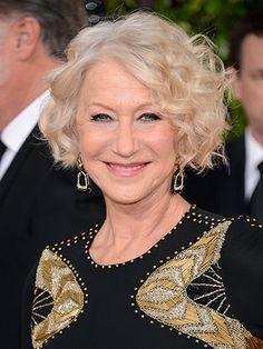 2013 Golden Globes: Helen Mirren