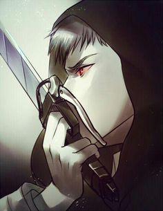 Jean kristein attack on titan/shingeki no kyojin