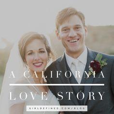 {New Blog} A California Love Story