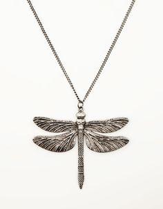 Bershka - Dragonfly pendant