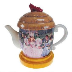Wizard of Oz teapot, absolutely awesome, would love to own this....w.